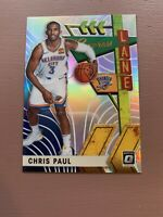 2019-20 Panini - Donruss Optic Basketball: Chris Paul - Express Lane SP