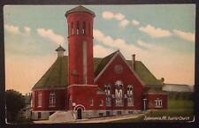Salamanca, N.Y. Baptist Church, The Valentine-Souvenir Co.