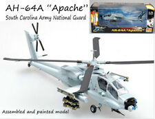 US Boeing AH-64 Apache helicopter National Guard 1/72 plane Easy model