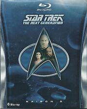Star Trek Next Generation Season 5 Blu-Ray mit Deutscher Tonspur