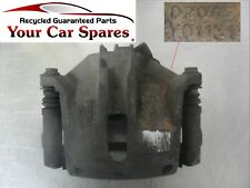Citroen / Peugeot (Various) Passenger Side Front Brake Caliper 0204Y01131