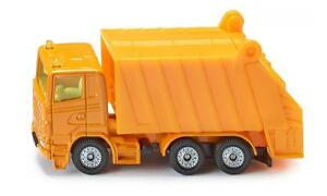 NEW Siku Refuse Garbage Die Cast Truck Toy Car 0811