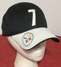 Pittsburgh Steelers NFL ~ BEN ROETHLISBERGER #7 Reebok Child Youth Hat Cap NEW!