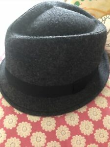 Marks and Spencer Mens trilby Hat Size M