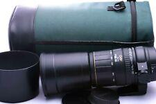 Canon DSLR Fit Sigma 170-500mm APO af totalmente digital compatible EF EOS