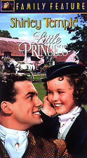 The Little Princess (VHS, 2002, Colorized) Double Feature Family Classic