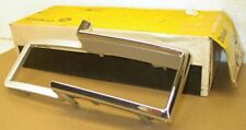 NOS 1967 Right Hand Taillamp Bezel - Oldsmobile 98 Delco Guide GM