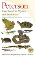 Peterson Field Guide to Reptiles and Amphibians of Eastern and Central North ...