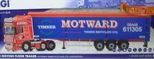 Scania R Schubboden-SZ MOTWARD Timber Recycling