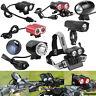 5000LM U2 L2 T6 LED Bike Bicycle Headlamp Headlight Light Lamp Torch Charger US