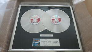 Original Goldene Schallplatte Kastelruther Spatzen