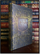 American Gothic Short Stories New Deluxe Hardcover H.P. Lovecraft Edgar A. Poe +