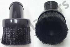 """Round vacuum attachment Dusting Brush, Dust tool fit all 1.25"""" 1-1/4"""" 32mm"""