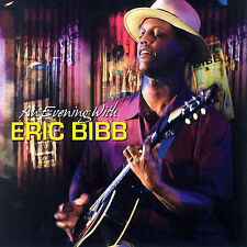 """An Evening With Eric Bibb"" by Eric Bibb (CD 14 Live Tracks, M.C. Records 2007)"