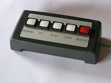 Fernbedienung  für Bandmaschine REVOX A77 -  Remote Control    5 m Kabel