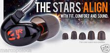 """Westone Earphones Patented Star Silicone Ear Tips Um1 Um2 Um3 Shure 1 2 3 4 """"ML"""""""