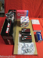 Chevy GMC 6.2L 6.2 Diesel Engine Kit Pistons+Rings+Bearings+Gaskets 1982-1991