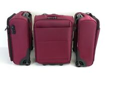 CABIN SIZE RYANAIR EASYJET GOOD QUALITY HAND LUGGAGE CABIN BAG FITS 50X40X20