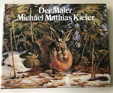 Michael Mathias Kiefer, Michael Mathias Kiefer,  Malerei, Malerei, Kunst