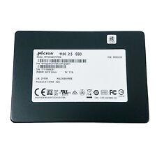 "2TB Micron (by Crucial) SSD 2.5"" SATA Solid State Drive MTFDDAK2T0TBN - NEW"