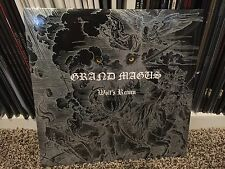 Grand Magus – Wolf´s Return - COLORED VINYL - LP RECORD