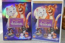 The Aristocats (DVD, 2008, Special Edition) BRAND NEW W SLIPCOVER