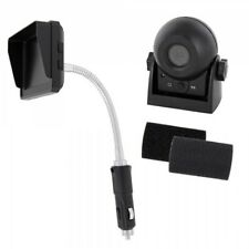 Auto Funk Rückfahrkamera mit Magnet Akku Batterie Monitor Rückfahrsystem Digital