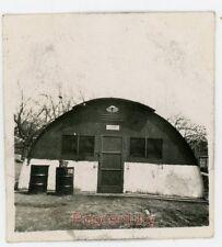 WW2 China Photograph 1946 Tsingtao Chaplains Office Photo US Navy Qingdao