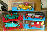 Matchbox models of yesteryear VERIOUS MODEL CAR + CLEAR DISPLAY BOX