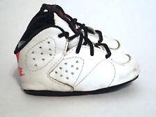 Nike First Jordan VI 6 OG  (CB) Crib Baby White Black 910507 2c