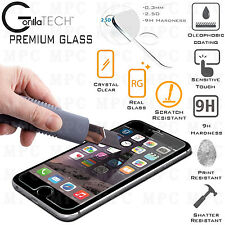 Pack of 5 Tempered Glass 3D Touch Screen Protector For-iPhone 6S 6 Plus
