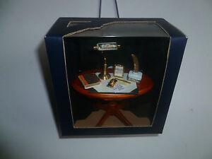 Reutter Porzellan Miniature Office Table Set