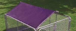 STEPHENS PIPE DKR10100 Dog Kennel A-FRAME Roof Kit, 10 x 10-Ft. 3089844