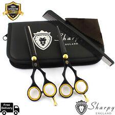 "Professional Hairdressing Scissors Barber Salon Hair Cutting RAZOR Sharp 5.5"" uk"