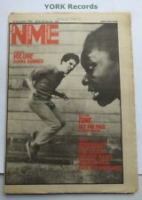 NEW MUSICAL EXPRESS NME - December 18 1982 - Donna Summer / Phil Collins