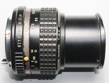 Pentax-A SMC Macro- 50mm F.28 Lens