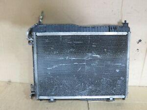 FORD FIESTA MK7 2014 1.4 DIESEL ENGINE  RADIATOR P/N: 8V518005DF