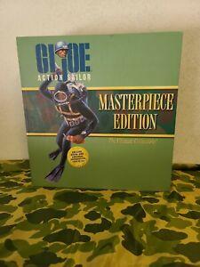 GI Joe Action SAILOR AA Masterpiece Edition Box, Uniform, NO FIGURE, EXC Cond.