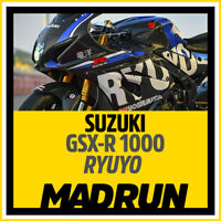 Kit Adesivi Suzuki GSX-R 1000 2018 RYUYO Edition - High Quality Decals -MRR084