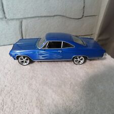 1965 CHEVY IMPALA SS 396,WELLY,#22417,BLUE