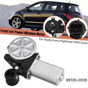 Front Left Electric Power Window Motor For Toyota Camry Highlander 3.0L 3.3L V6