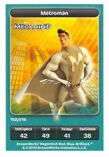 Carte Carrefour Dreamworks - Megamind - Metroman  N°152