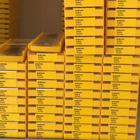 Kennametal NG3M250RK KC5025 Top Notch Grooving Insert Carbide inserts 10Pcs New