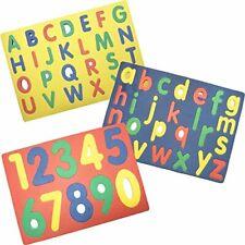 Alphabet & Numbers Foam Puzzle