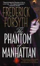 The Phantom of Manhattan Forsyth, Frederick Mass Market Paperback