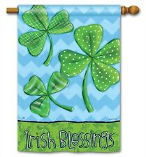 Flag Irish Blessings Large Garden Yard Patio House Banner BreezeArt 28 x 40