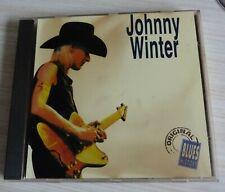 CD ALBUM JOHNNY WINTER 10 TITRES 1994 PARCHMAN FARM