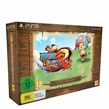 One Piece Unlimited World Red: Exclusive Chopper Edition [PlayStation 3 PS3] NEW
