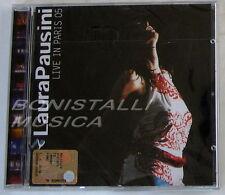 LAURA PAUSINI - LIVE IN PARIS 05 - CD Sigillato