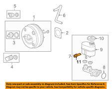 GM OEM-Brake System Fluid Level Sensor 22672096